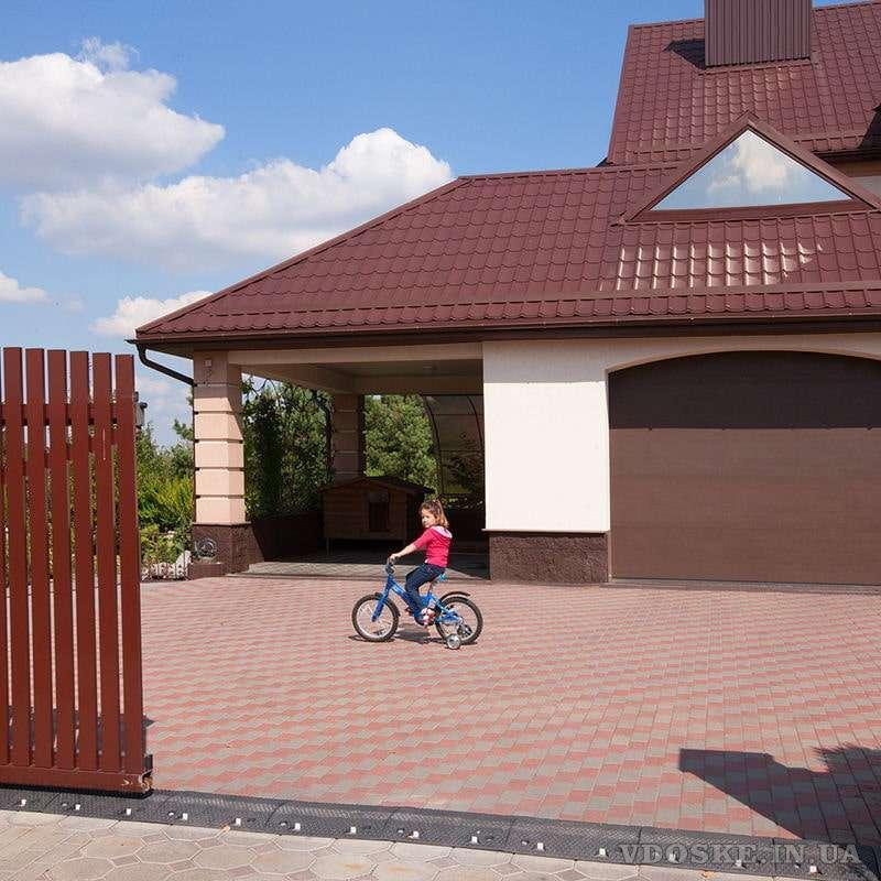 Гаражные Секционные ворота Алютех от 13 850 грн /монтаж, ремонт