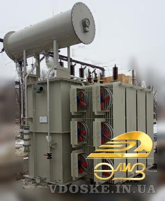 Силовые масляные трансформаторы ТМ, ТМГ, ТМН (6, 10, 35кВ)
