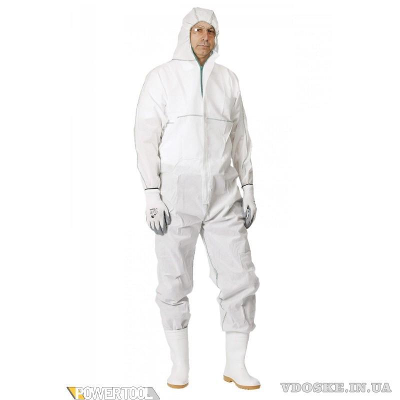 Защитный комбинезон ChemSafe. Заказать защитную одежду