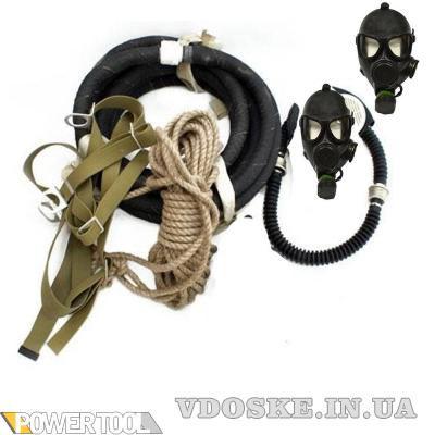 Заказать противогаз шланговый ПШ-1 маска ГП-7