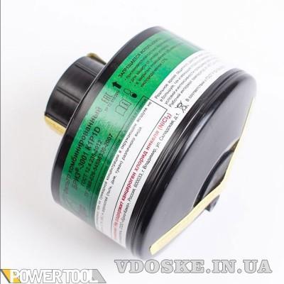 Фильтр для противогаза Бриз ДОТ 3001-K1P2D. Заказать