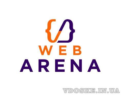 Создание сайтов в Харькове от профи - WebArena