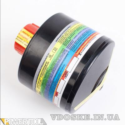 Фильтр для противогаза БРИЗ 3002 (угарный газ). Доставка по Украине
