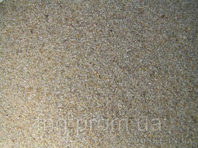 Песок гранитный мытый.