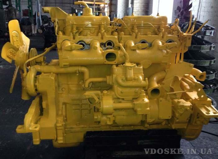 Продается двигатели КПП, ГМП на спецтехнику.