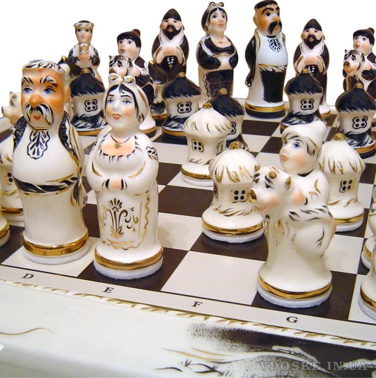 Предлагаю шахматы для подарка.