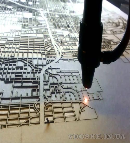 Фрезерная резка и гравировка. Лазерная резка материалов.