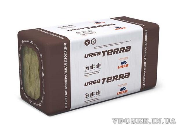 Минвата/стекловата Кнауф,Изовер,Урса - цена отличная на утеплитель от Fasadteplo