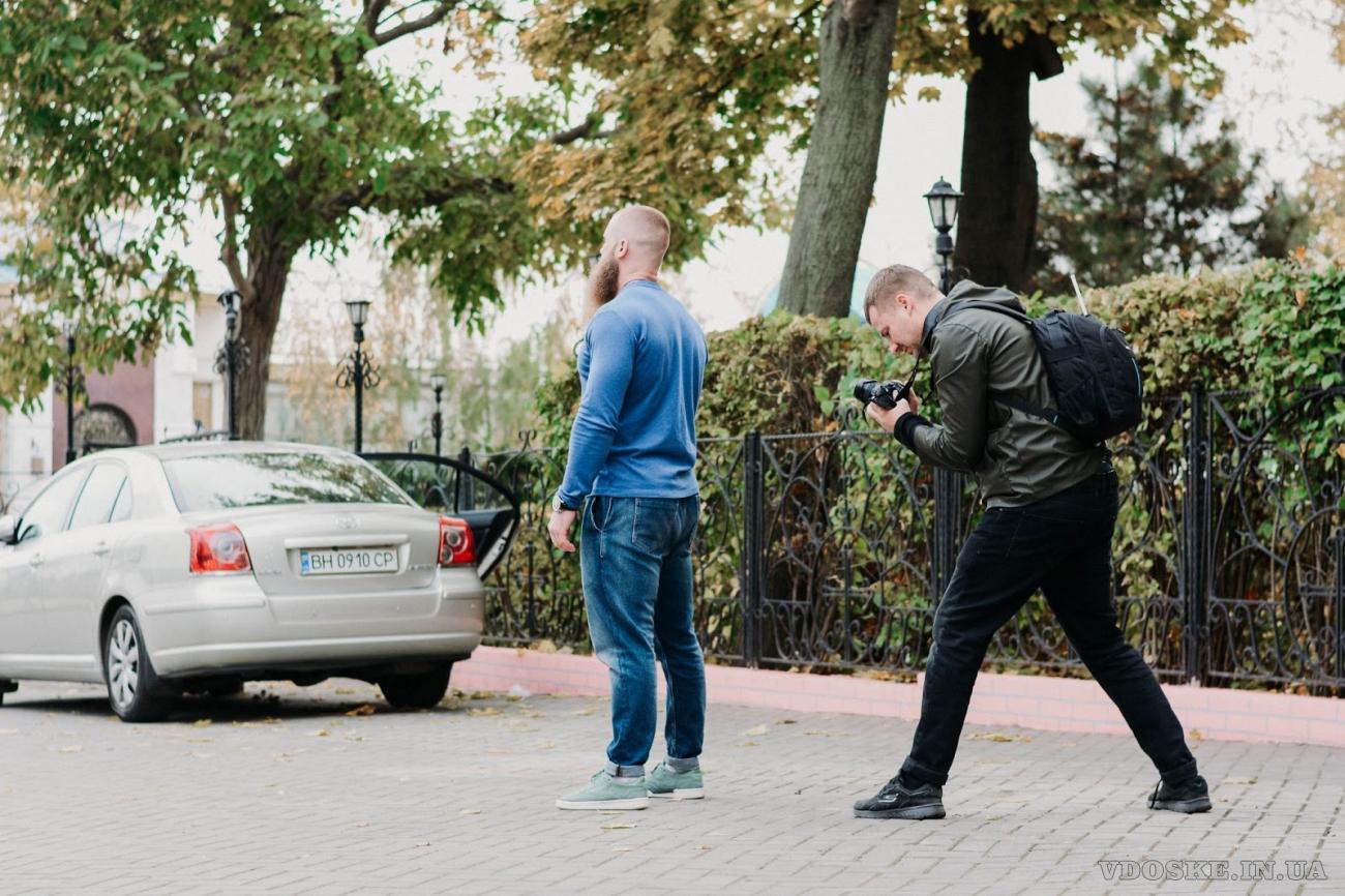Видеосъемка. Одесса