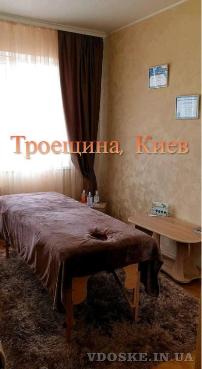 Массаж, Киев. Различные виды массажа. Киев, Троещина