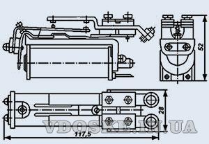 Реле РКС-3 РС4.501.200 (201.202. 203.204)