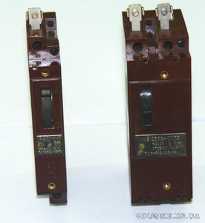 Автоматический выключатель АЕ 2531 2532 2534 2535