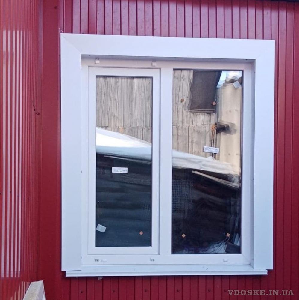 Металлопластиковые окна. Кривой Рог.