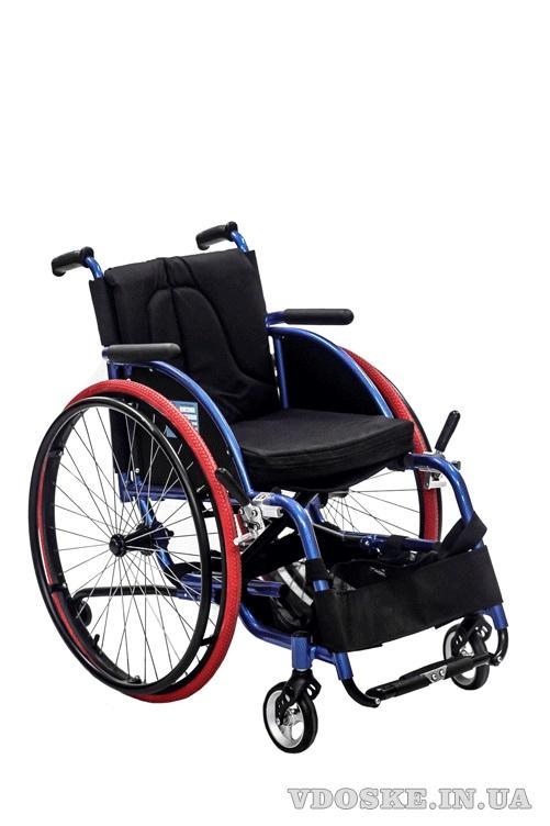 Прокат инвалидной коляски. Аренда коляски Киев