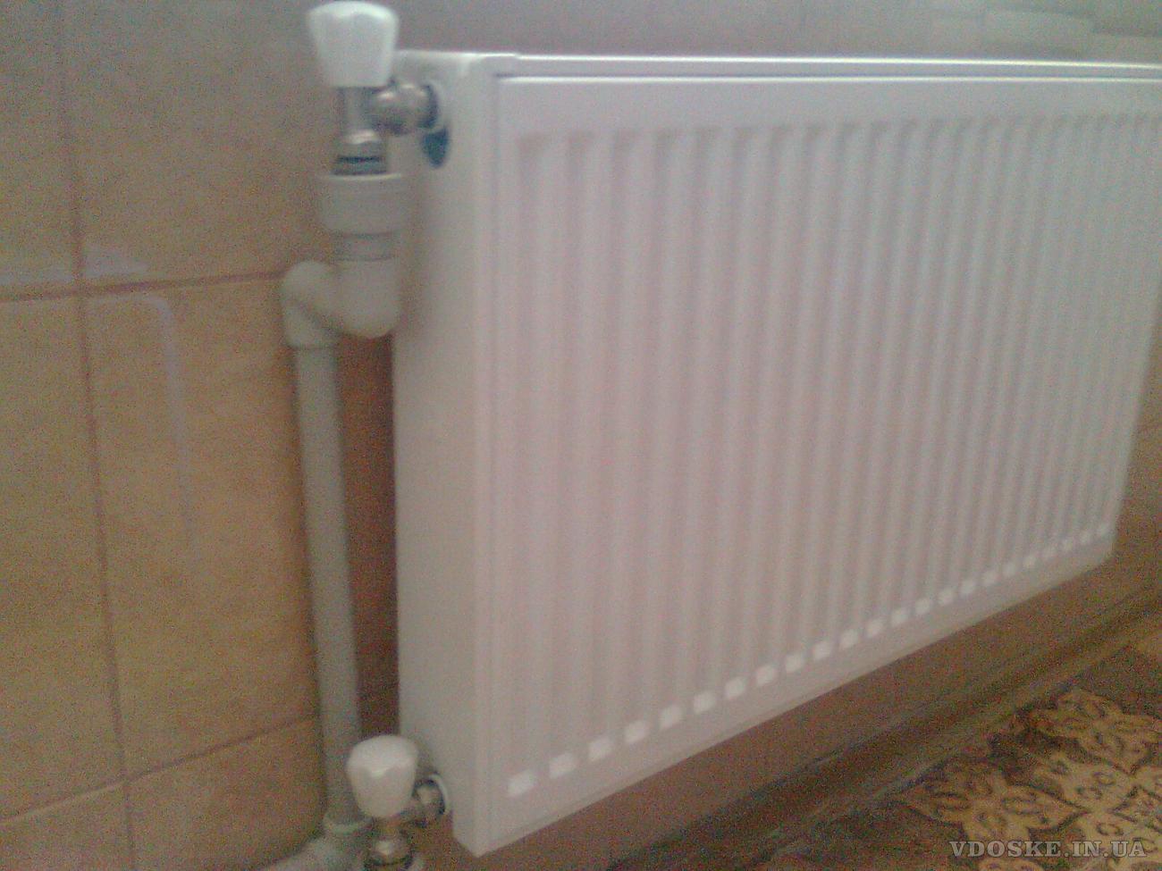 #Монтаж систем отопления.Отопление под Ключ.Замена отопления