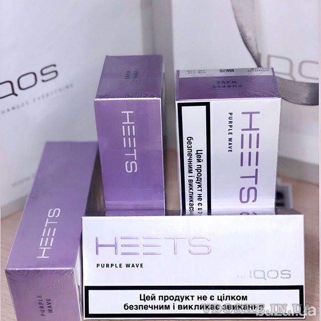 Продам Стики Heets и Heets Dimension Fiit Marlboro для GLO и GLO Hyper