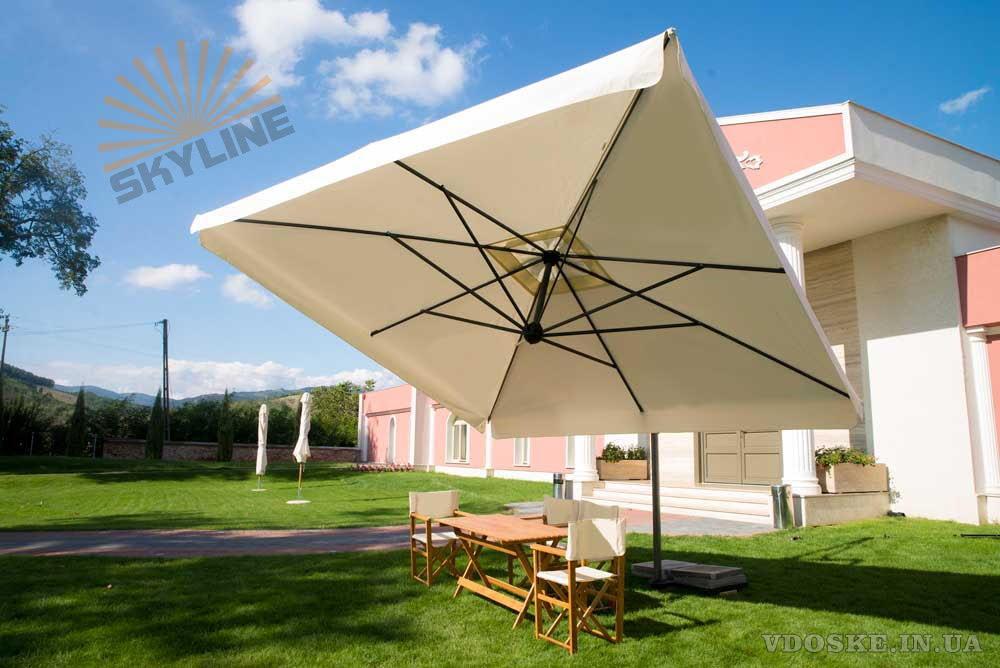 Зонты для кафе. Летние зонты. Уличные зонты Scolaro