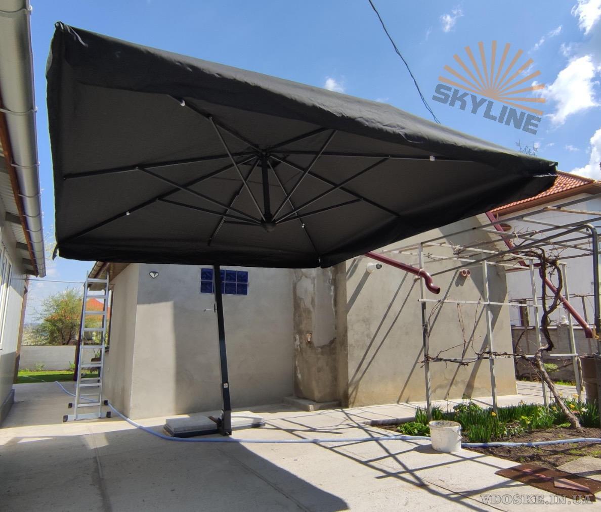 Зонты для кафе и террасScolaro. Летние зонты для сада