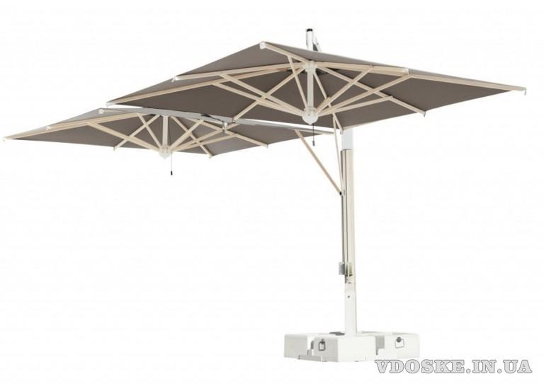 Террасные зонты для кафе, дач, ресторановScolaro