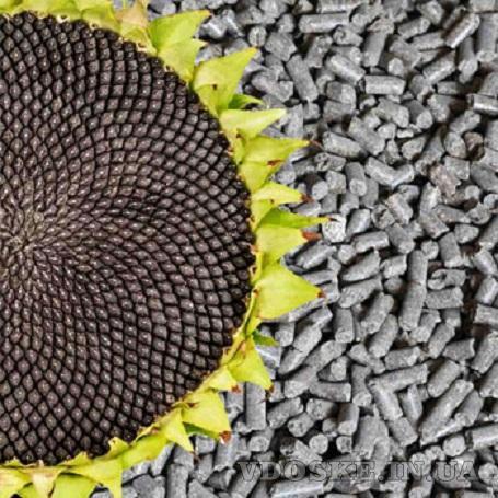Шрот подсолнечный, зерновые, мука производство Украина