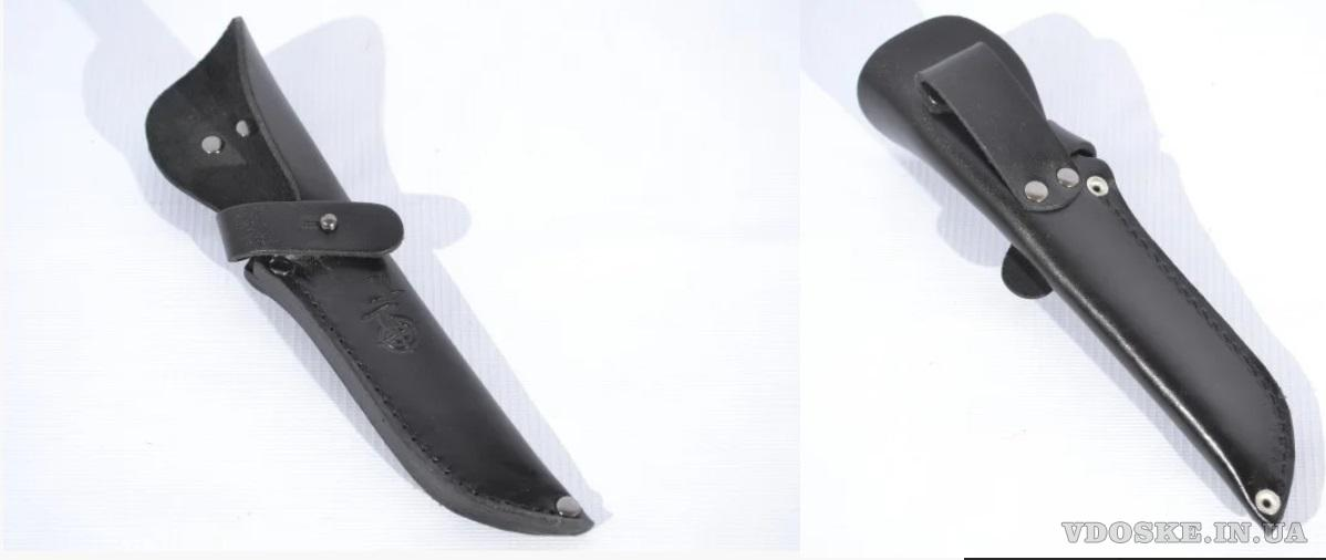 Чехол для ножа- кожа 3/12 см