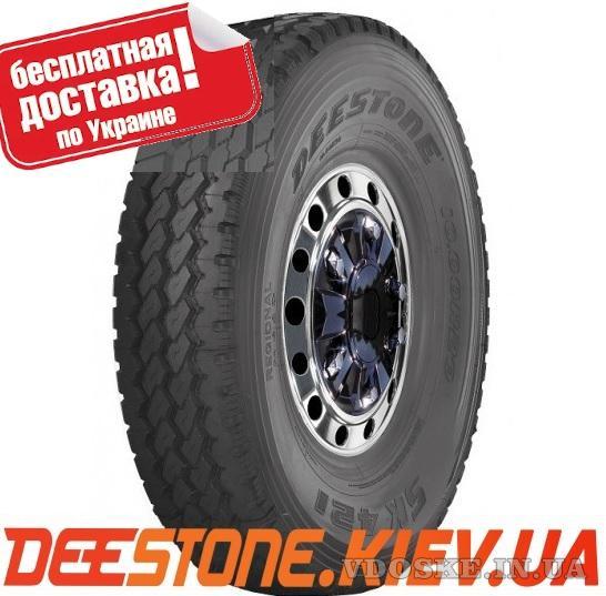Купить Шины для Грузовиков DEESTONE (Таиланд) 315/80 R22.5 SK421 158/156L