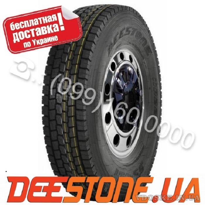 Купить Грузовые Шины Deestone SS431 (ТАИЛАНД) 11R22.5 | 295/80R22.5 | 315/80R22.5 | Бесплатная доста