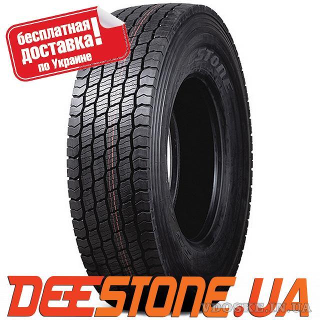 Грузовые шины 295/80R22.5 DEESTONE SS433 152/148M 16PR (Таиланд). Бесплатная доставка.