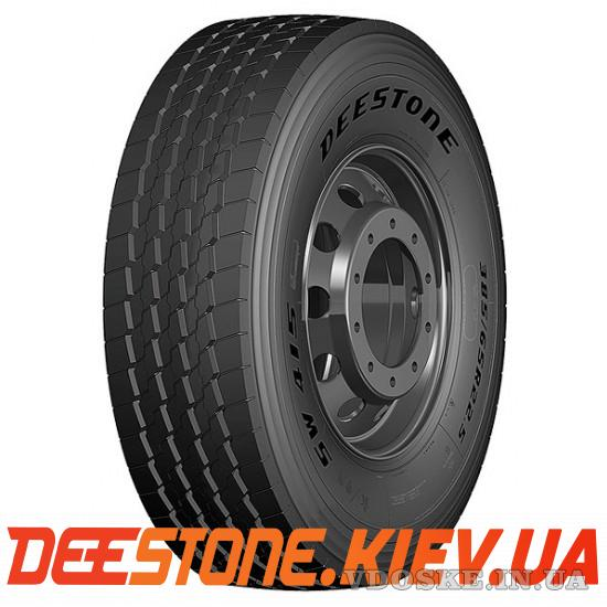 Предлагаем купить грузовые шины 385/65 R22.5 Deestone  SW415 160/158 18PR (Таиланд) прицепная