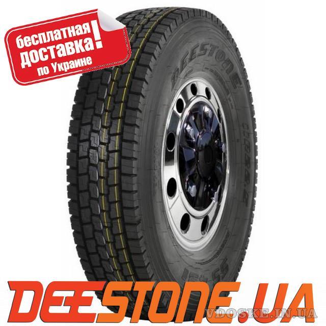 Купить Грузовые шины DEESTONE 295/80/22.5 (Таиланд) в Украине   SS431   SS433   SV401