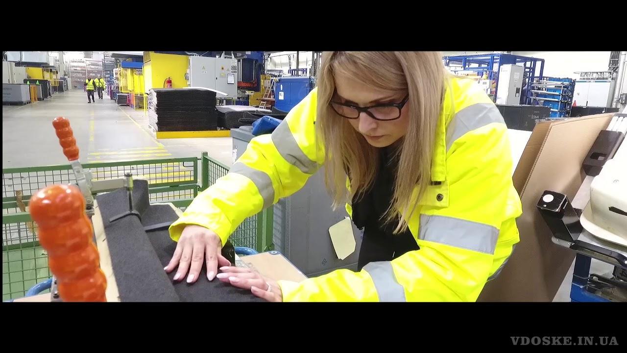Рабочие на автомобильный завод Ideal Automotive в Чехию