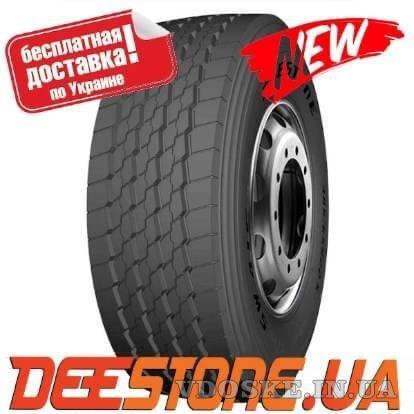 ✅☑✅Грузовая Шина 315/80R22.5 DEESTONE SV401 158/150L Универсальная / Рулевая. Купити всесезонні шини