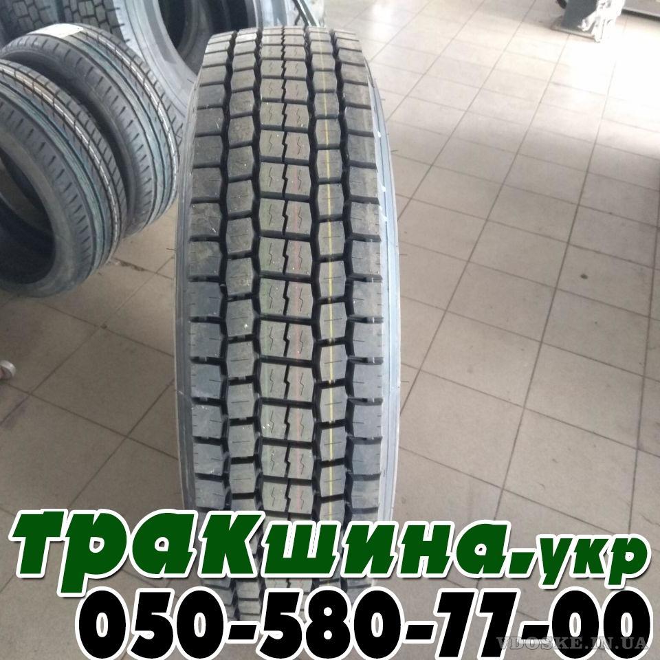 ✅☑✅ ГРУЗОВАЯ Шина 315/80 R22.5 FULLRUN (Фулран) TB755D 157M/154M 3PMSF TL 20PR (ведущая) тяга Китай