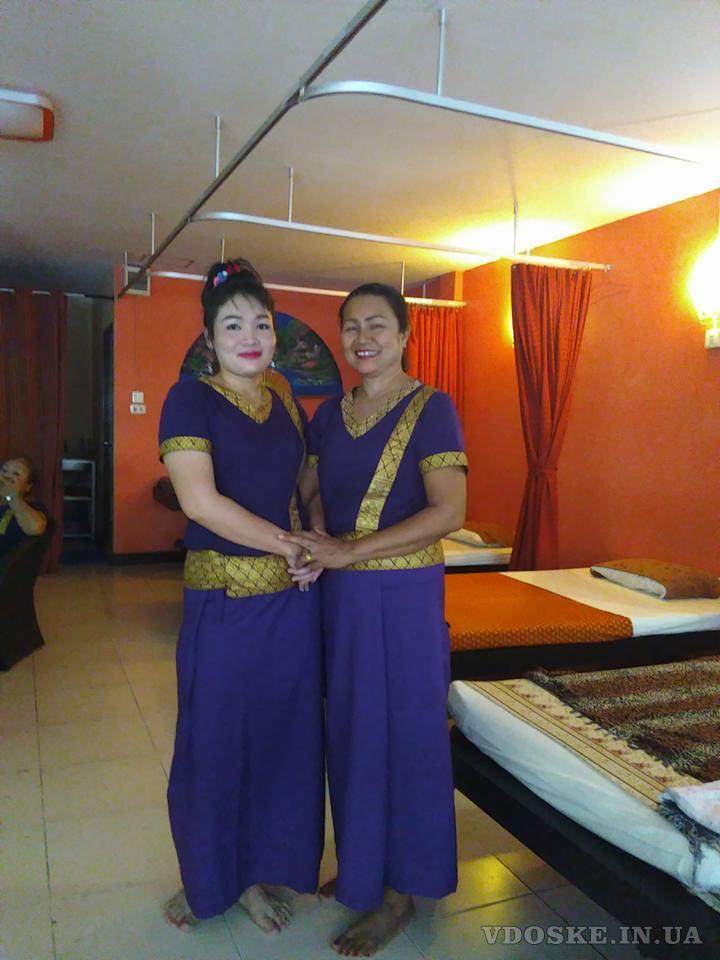 Тайские массажистки . Подбор мастеров и другие услуги в Таиланде !