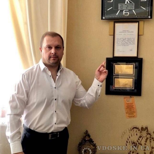 Услуги  юриста, адвоката Киев.