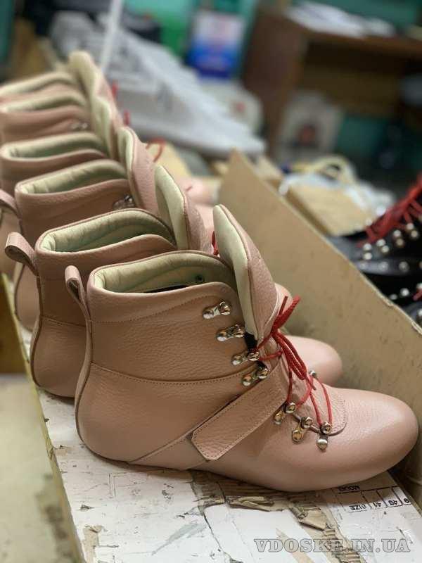 В обувной цех требуются швеи, сапожники
