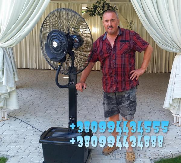 Климатическое оборудование. Уличные вентиляторы