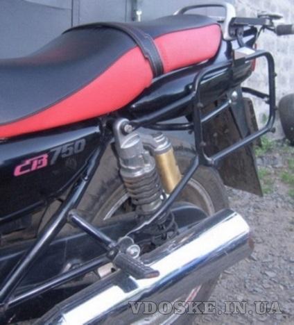Багажные системы, боковые рамки для мотоциклов. Мотоэкипировка.