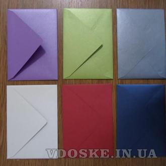 Изготовление конвертов на заказ киев