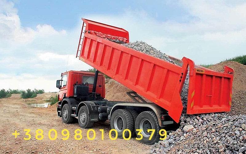 ✅Доставкасыпучих грузов, Киев и область.Перевозка песка, щебня
