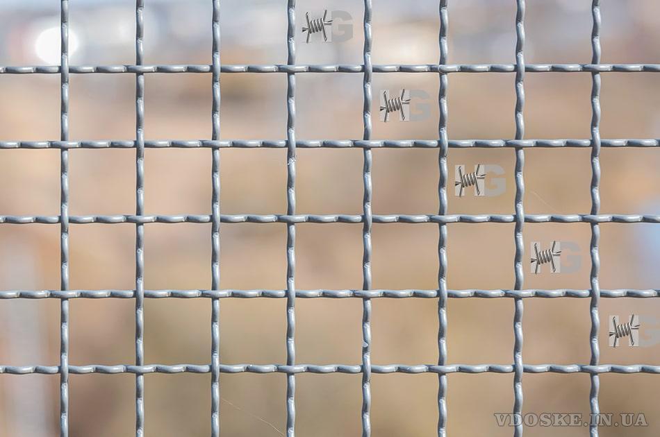 Забор Рифал (ТМ). Новый вид гибридного забора.