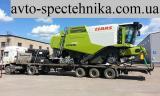 Перевозка комбайна трактора сельхозтехники Суми.
