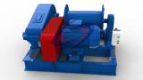 Лебедки тяговые серии ТЭЛ(ТЛ)