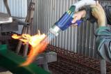 газопламенное напыление термопластичными порошковыми красками