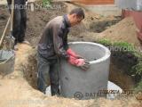 Продажа бетонных колец для колодцев
