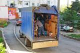 Вывоз старой мебели. Харьков
