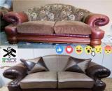 Обивки мягкой мебели, перетяжка дивана в Киево-Святошинском районе