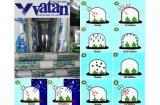 Плёнка для укрытия теплиц Vatan Plastik. Большой ассортимент