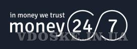 Обмен валют Money 24/7 в Ивано-Франковске