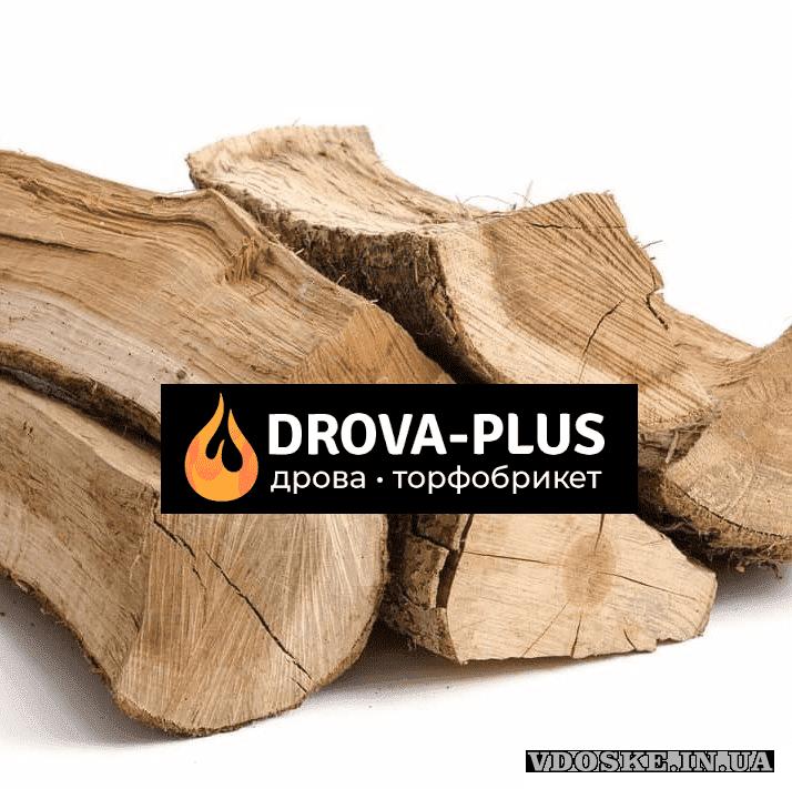 Drova-plus - Дрова рубані торфобрикет в Луцьку